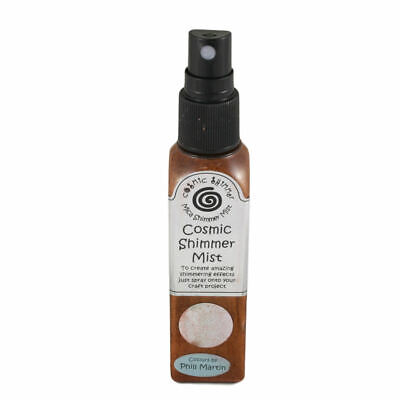 Cosmic Shimmer Mica Mister 50ml Spray Copper