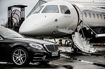 Executive Car Parking (With Mercedes S Class Transfers) To/From Gatwick Airport