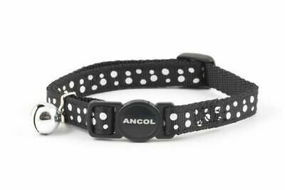 Cat Collar Ancol With or Without Engraved Pet ID Tag