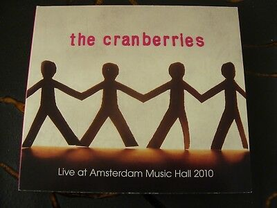 Slip Double: The Cranberries : Live 2010  Amsterdam Remastered