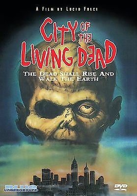 City of the Living Dead (DVD, 2007 Blue Underground)