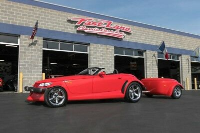 1999 Plymouth Prowler Ask About Free Shipping! w/ Trailer 1999 Plymouth Prowler w/ Trailer Only 2,717 Original Miles 1 Owner From New