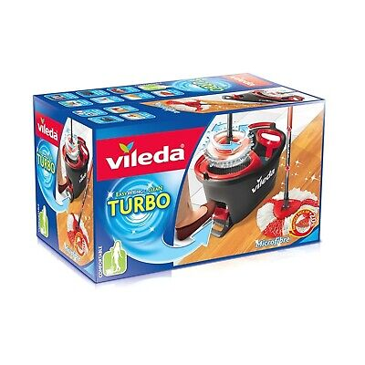 Vileda Easy Wring & Clean Turbo Mop & Bucket FH155675