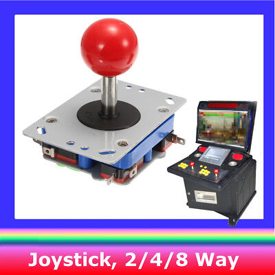 Zippy Short Joystick Classic Competition 2/4/8 Way Stick for Arcade Mame Jamma !