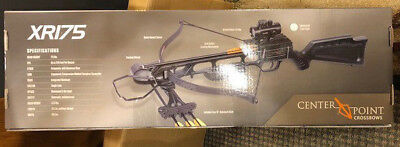 New In Box!! Crosman Xr175 Recurve Crossbow Black Axr175B Sale!!