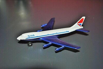 Avion British Matchbox