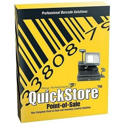 Wasp Fast Start/silver Partners 633808471088 Wasp Quickstore Professional