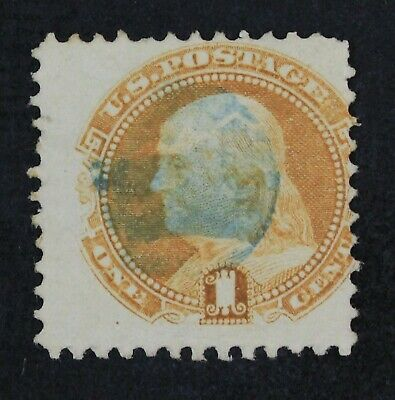 CKStamps: US Stamps Collection Scott#112 1c Pictorial Used CV$150