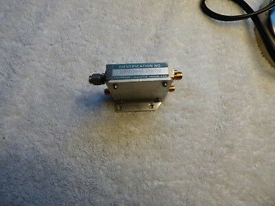 Tektronix 496 Spectrum Analyzer FILTER ASSEMBLY 119-1018-00