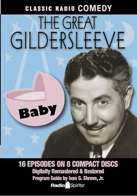 The Great Gildersleeve (Old Time Radio) Original Radio Broadcasts Audio CD