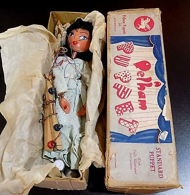Vintage Early Pelham Puppets SS Queen String Puppet, 1960's Onwards. GiB.
