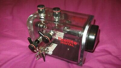 Ikelite 6038.38 Mechanical Underwater Video Housing for Sony Camcorder