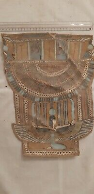 Egyptian Pharaonic Cartonagge Fragment