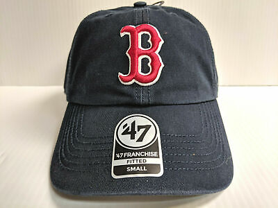 5cd7d5d5e5987d Boston Red Sox Franchise '47 Brand Fitted Cap Unstructured Navy Hat MLB