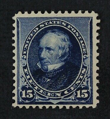 CKStamps: US Stamps Collection Scott#227 15c Clay Unused H Gum Dist Appear Regum