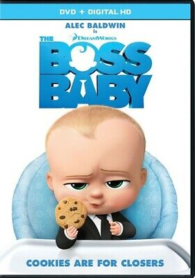 Uni Dist Corp Mca D104657D Boss Baby (Dvd/Digital Hd)-Nla