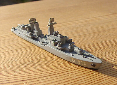 JDS SHIRANE DESTROYER model ship warships a mini-museum of