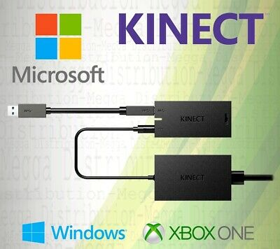 OFFICIAL Microsoft Xbox One S/X/Windows PC Kinect Camera Power Supply Adapter