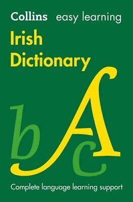 Easy Learning Irish Dictionary by Collins Dictionaries 9780008150303