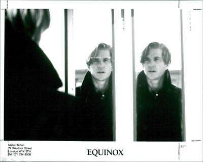 A scene from the film Equinox. - Vintage photo