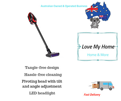 Cordless Vacuum Cleaner Upright Stick Handheld Vac Bagless