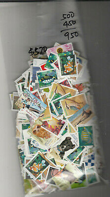 Australia. Uncancelled stamps. All  $0.60 x 950,. Condition mixed .Face $570