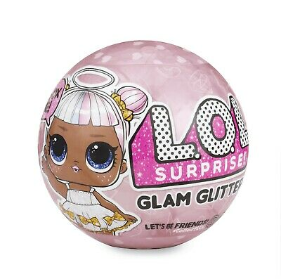 New LOL Surprise Doll GLAM GLITTER Series 2 wave 1 -Authentic - MGA -X1 BALL