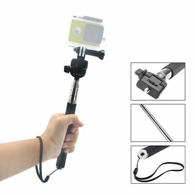 Extendable Selfie Stick Handheld Monopod for GoPro Sony Canon Olympus Camera