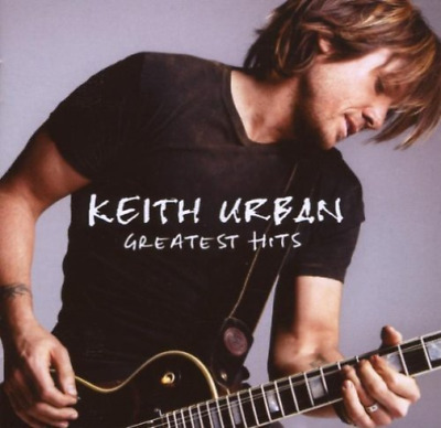 Keith Urban-Greatest Hits - 18 Kids CD NEW
