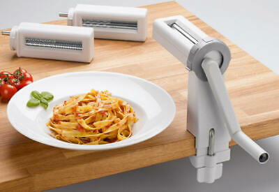 Gsd  Set Nudelmaschine Made In Germany Pasta Noodle Making Machine Pates Lasagne