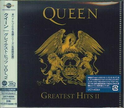 Queen-Greatest Hits Ii-Japan Uhqcd Limitada /