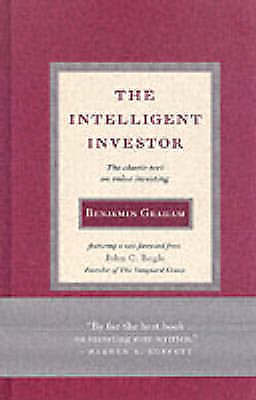Intelligent Investor: The Classic Text on Value Investing by Benjamin Graham ...