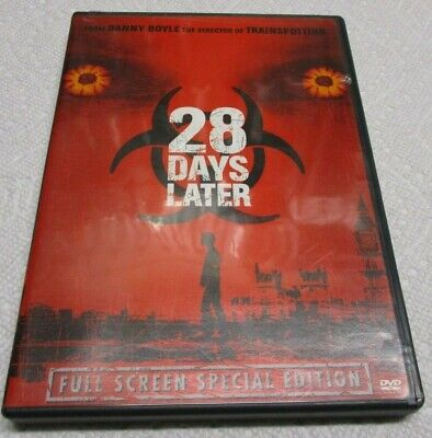 DVD: 28 Days Later  (#3)