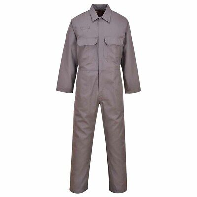 Portwest - Bizweld Flame Resistant Safety Workwear Coverall Boilersuit
