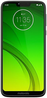 SIM Free Motorola G7 Power 6.24 Inch 64GB 4GB 12MP Android Mobile Phone - Black