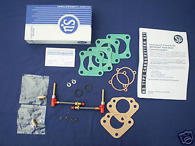 Volvo Hs6 Su Twin Carb Service Kit Hs6