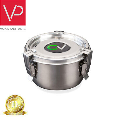 CVault Humidity Control Airtight Stash Container by FreshStor| Size Small