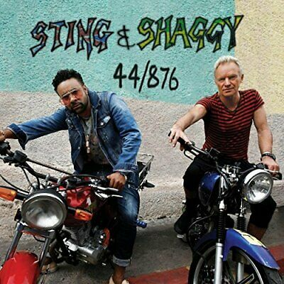 STING & SHAGGY-Sting And Shaggy - 44/876 CD NEW
