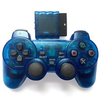 PS2 Game Console Wireless Controller Joypad