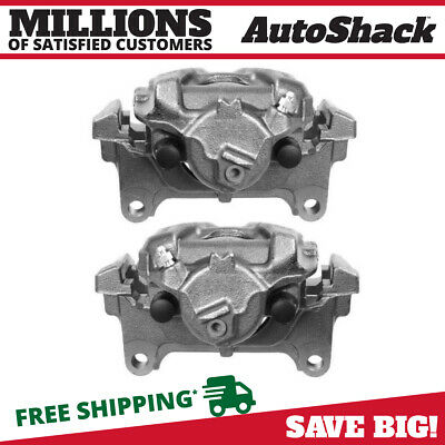 Auto Shack BC3592PR Pair of Front Brake Calipers