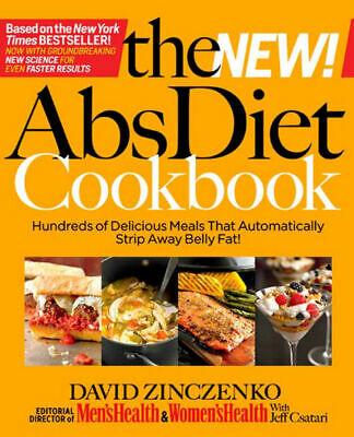 The New Abs Diet Cookbook Hundreds of Delicious Meals Healthy Recipes Email PDF