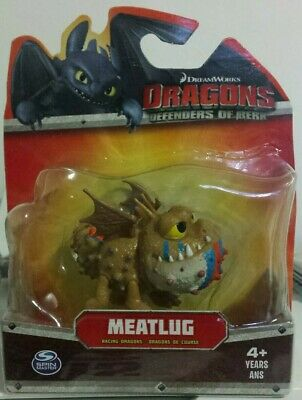 2014 Defenders Of Berk How To Train Yor Dragons Meatlug 3-Inch Mini Figure
