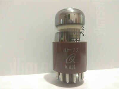 685c4760d LOT OF 1 A-101 A101 Dekatron NUMITRON NIXIE TUBE NOS FREE SHIPPING in box