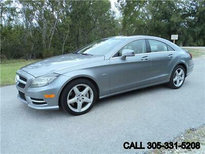 2012 CLS-Class CLS 550 4MATIC CARFAX CERTIFIED ONE FLORIDA OWNER 2012 Mercedes-Benz CLS-Class CLS 550 4MATIC CARFAX CERTIFIED ONE FLORIDA OWNER