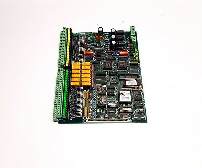 Ge Infographic Systems Otd60 Assy 135465-01 Acu Alarm Processor Board