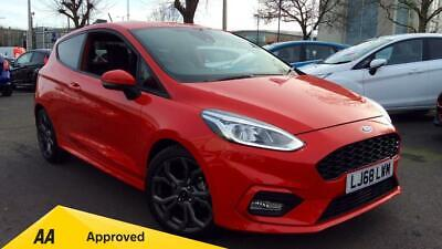 2019 Ford Fiesta 1.0 EcoBoost ST-Line Automatic Petrol Hatchback