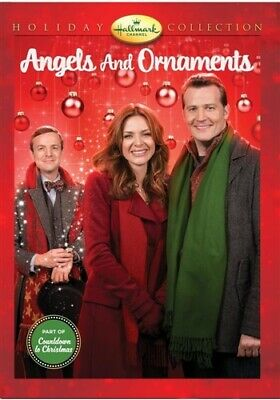 ANGELS AND ORNAMENTS New Sealed DVD Hallmark Channel Holiday Collection