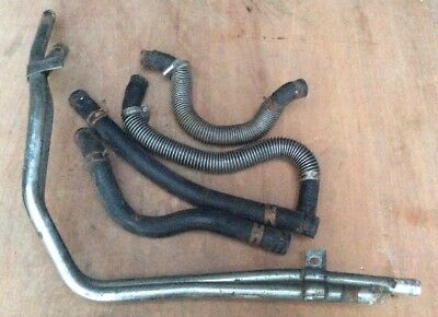 Honda SH125i SH 125 i SH125 KGF Coolant Radiator Water Metal Pipes Rubber Hoses