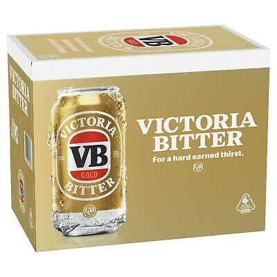 VB Gold Beer 30x375ml Cans