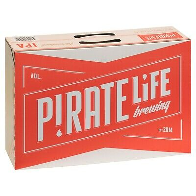 Pirate Life Throwback IPA Beer Case 24x355ml Cans GABS Hottest 100 Craft Beers